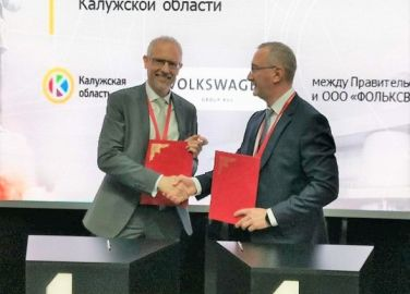 Volkswagen investiert in Kaluga