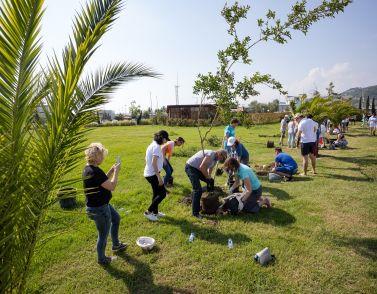 Henkel-Allee wird den ornithologischen Park in Sotschi noch schöner machen