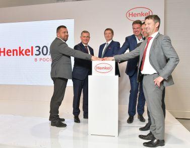 Henkel investiert 20 Millionen Euro bei Moskau