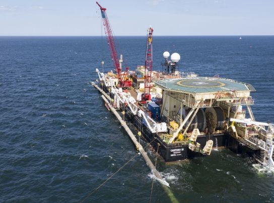 <p>Nord Stream 2: Neue Sanktionen, Intention und Realität</p>