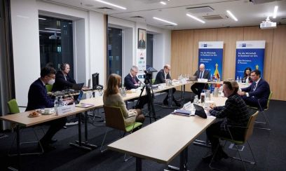 AHK-Präsidialrat 2020: Russischer Wirtschaftsminister will Partnerschaft mit deutscher Wirtschaft ausbauen