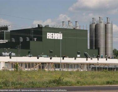 Rehau erweitert Fensterfabrik