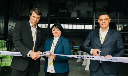 Kärcher launches demonstration site for industrial solutions