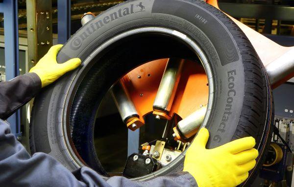 Reifen aus dem Werk Kaluga sind gefragt dank ihrer hohen Qualität