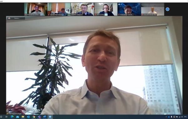 Sergey Karpunichev, Bereichsleiter Discrete Manufacturing von SAP CIS