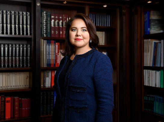 <p>Lada Samodumskaja wurde zur Generalmanagerin von Baltschug Kempinski Moskau</p>