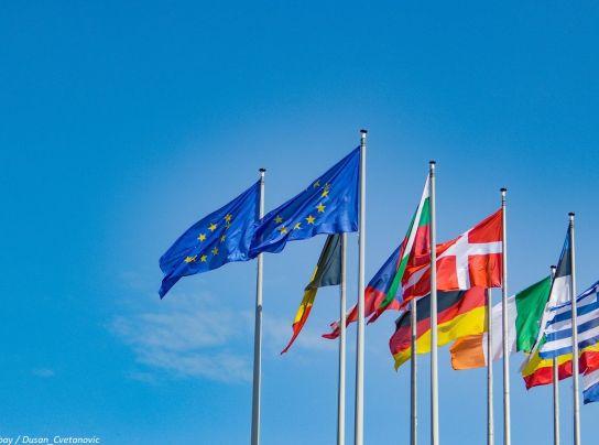 <p>EU verlängert Russland-Sanktionen</p>