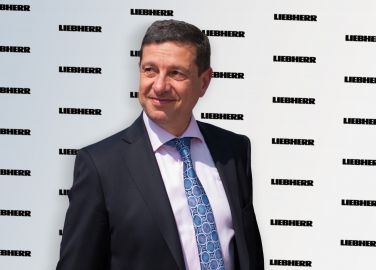 Николаус фон Зеела, генеральный директор ООО «Либхерр-Русланд»