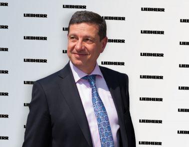 Nikolaus von Seela, Generaldirektor ООО Liebherr-Russland