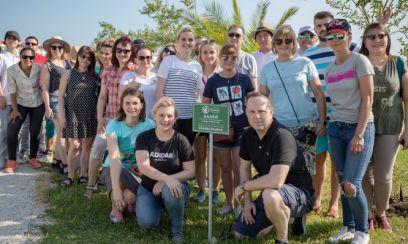Аллея Henkel украсит природный орнитологический парк Сочи