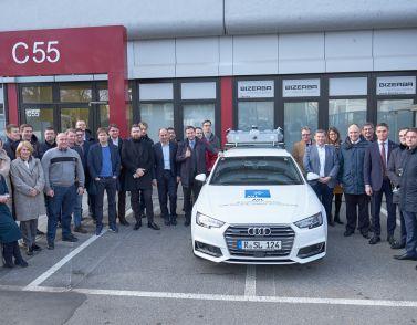 GRID-Delegationsreise zu Industrie-4.0-Champions nach Bayern
