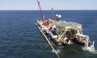 Dänemark genehmigt Nord Stream 2