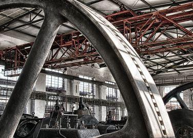 Важнейший рынок крупного промышленного оборудования
