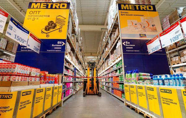 Во время панических покупок на фоне пандемии магазины справлялись с беспрецедентным наплывом покупателей.