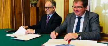 Partnerschaftsabkommen zwischen Merck und Lomonossow-Universität