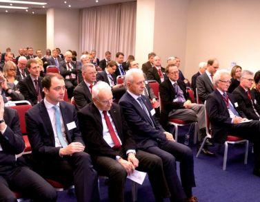 Сырьевая конференция в Санкт-Петербурге