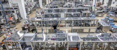 KVNT-Stromversorgungen aus russischer Produktion