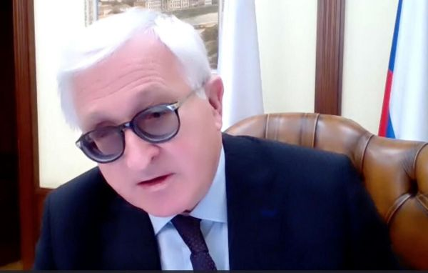 Alexander Schochin, Präsident des Russischen Verbandes der Industriellen und Unternehmer (RSPP)