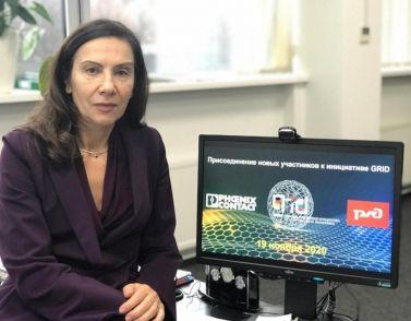 Phoenix Contact и РЖД присоединились к Германо-Российской инициативе по цифровизации