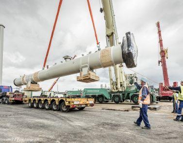 Nord Stream 2 auf der Zielgeraden