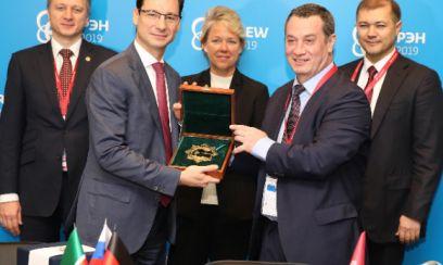 Siemens построит электростанцию в Татарстане