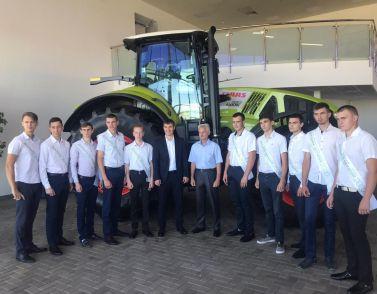 Первые КЛААСные выпускники в Краснодаре