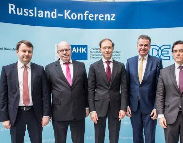Deutschland und Russland gründen Energie-Arbeitsgruppe