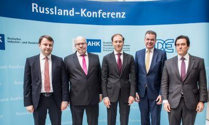 Германия и Россия создали рабочую группу по энергетике