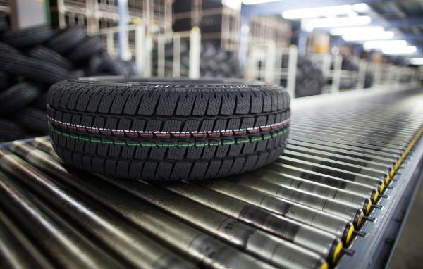 Дивизион «Шины» изготавливает продукцию для тяжелой коммерческой техники, а также системы цифрового управления и контроля для шин грузового транспорта