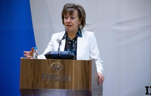 Вероника Никишина, член Коллегии (Министр) по торговле, Евразийская экономическая комиссия (ЕЭК)