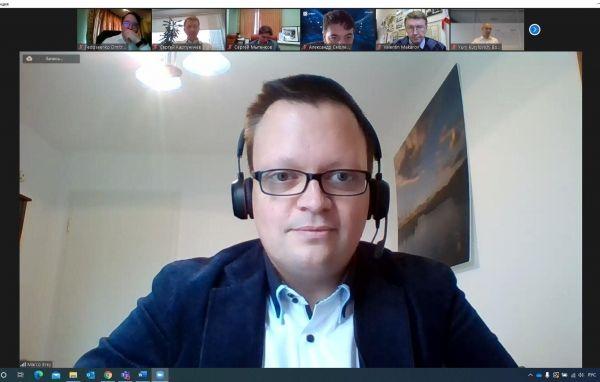 Марко Брай, директор по стратегии в России, Беларуси и Центральной Азии компании Siemens