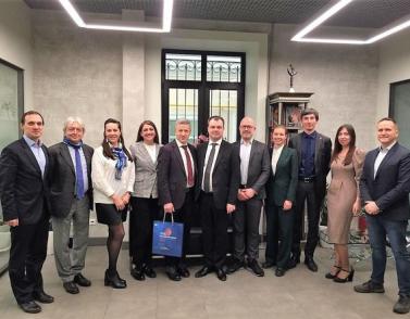 Определены направления сотрудничества Росстандарта и Российско-Германской внешнеторговой палаты