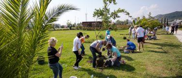 Аллея Henkel украсит орнитологический парк Сочи