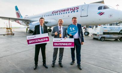 Lufthansa: Wiederaufnahme der Flüge Deutschland-Ural