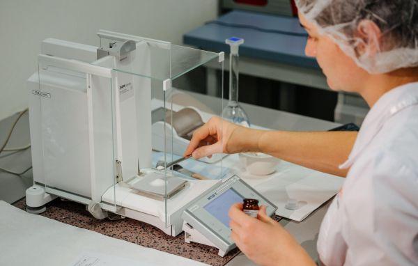 Ein Labor von Stada