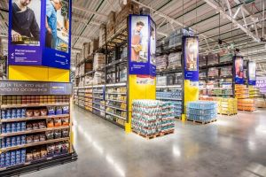 METRO переоборудовала 76 торговых центров