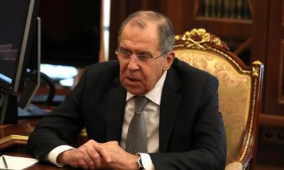 """Russlands Außenminister Lawrow: """"Deutschland bleibt wirtschaftlicher Schlüsselpartner Russlands"""""""