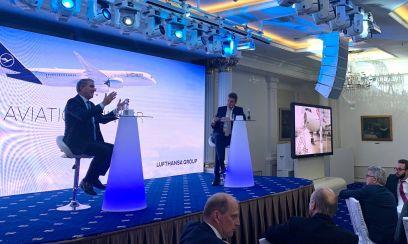 Aviation Dinner в гостях у Lufthansa в Москве